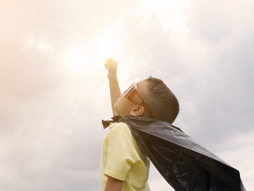 Inspirera barn till lärande med väggdekor