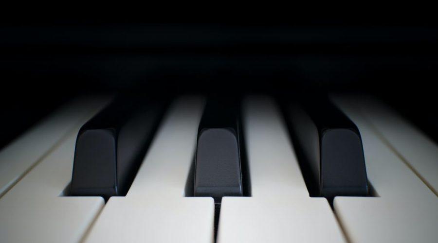 Med klaviaturet som kompass