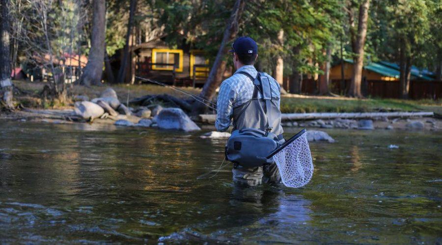 Flugfiske är en härlig fritidssysselsättning